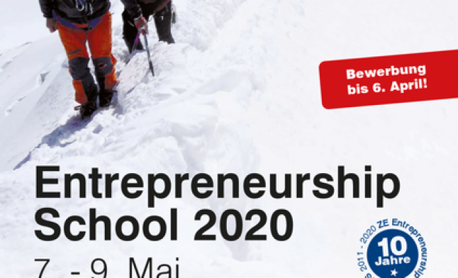 Entrepreneurship School 2020